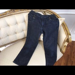 Citizens of Humanity Kelly cropped jeans 27